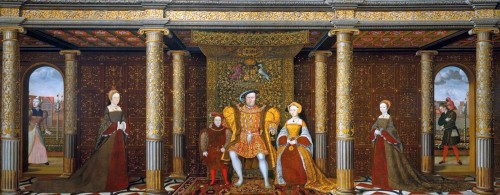 1545 Tudor Family Portrait