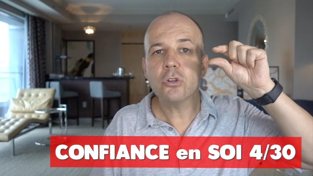 CONFIANCE EN SOI : comment améliorer votre vie
