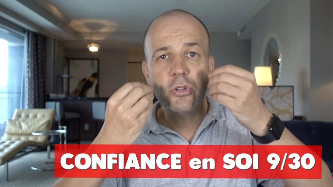 Confiance en soit David Komsi - vidéo 9/30