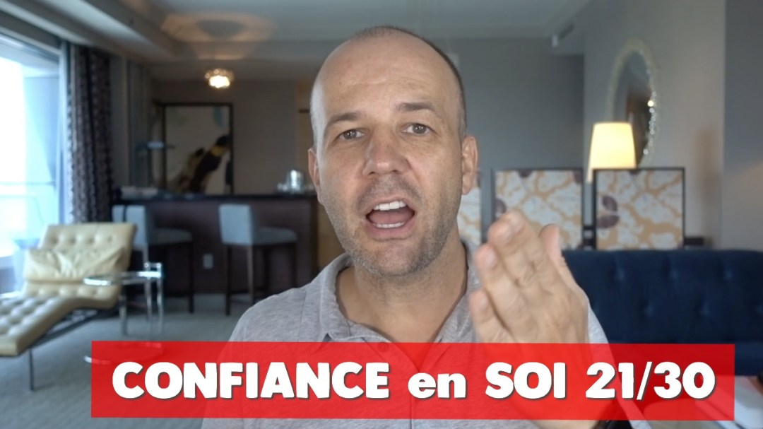 Confiance en soit David Komsi - vidéo 21/30