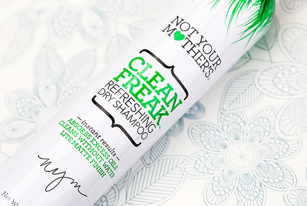 Not Your Mother's Clean Freak Dry Shampoo | CocoRichelle