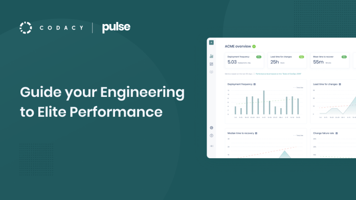 Guide your engineering to elite performance pulse