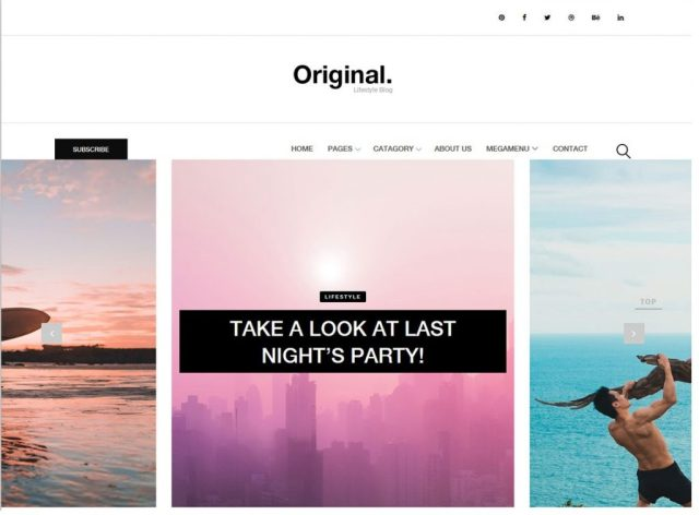 10 Free Bootstrap Blog Templates That Transforms Your Blog