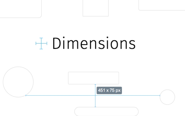 Dimensions chrome extension - codedthemes