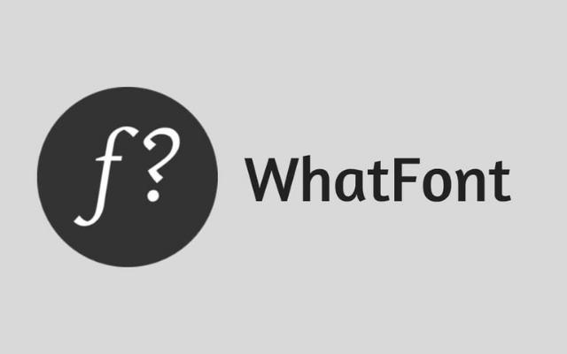 whatfont chrome extension - codedthemes