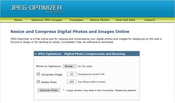 JPEG Optimizer - codedthemes