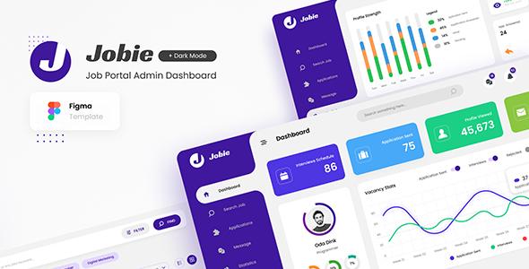 jobie - Figma Design System