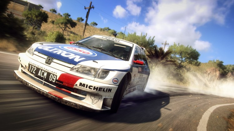 Peugeot 306 Maxi & Seat Ibiza Kit Car – Available now in DiRT Rally 2.0 | Codemasters Blog