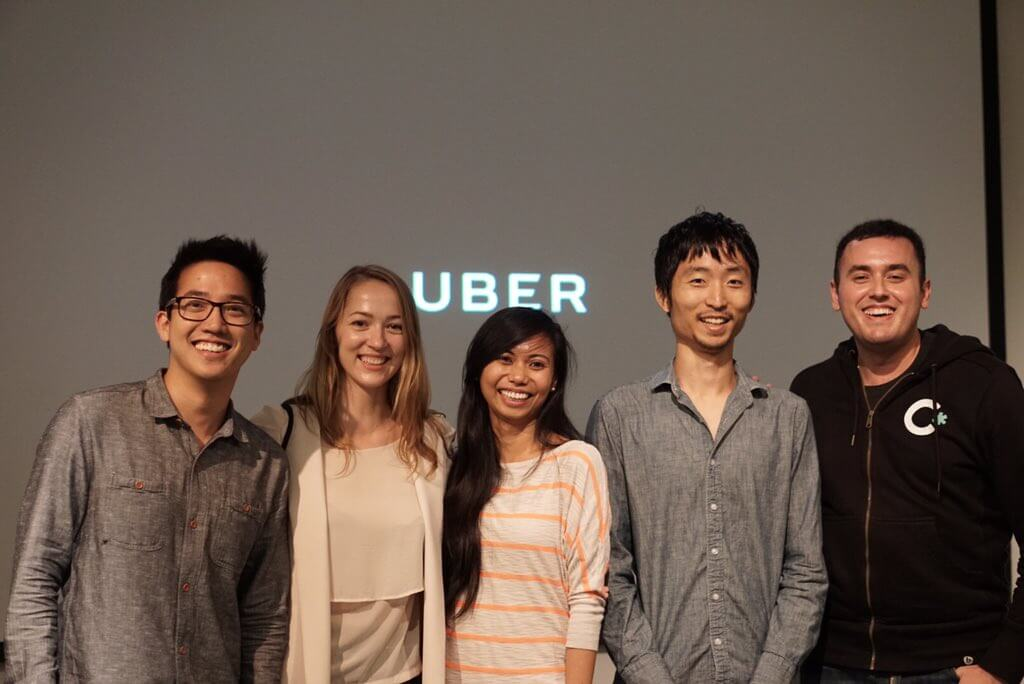 Spotlight: CodePath Uber Android Class 2016 Demo Day