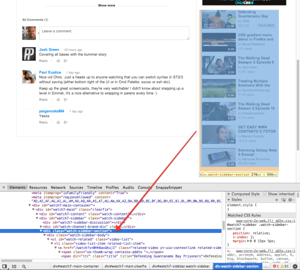 SnappySnippet Allows You To Move HTML and CSS from Chrome ...
