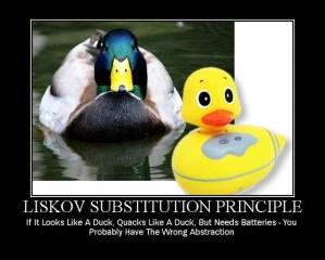 Principio de sustitución de Liskov