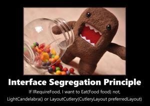 Principio de segregación de interfaz