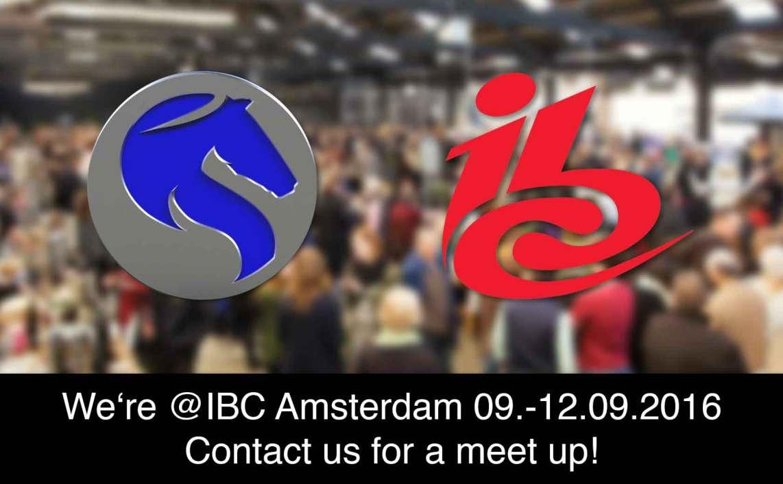COEZBAY IBC 2016 Amsterdam