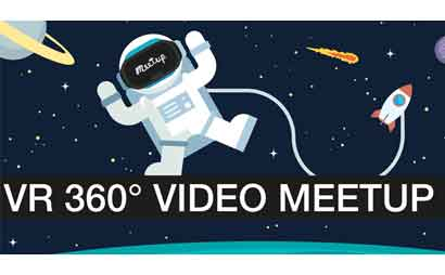 VR 360 Video Meetup meets Burda Bootcamp Featured Image