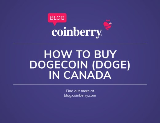 Buy Dogecoin (DOGE) in Canada