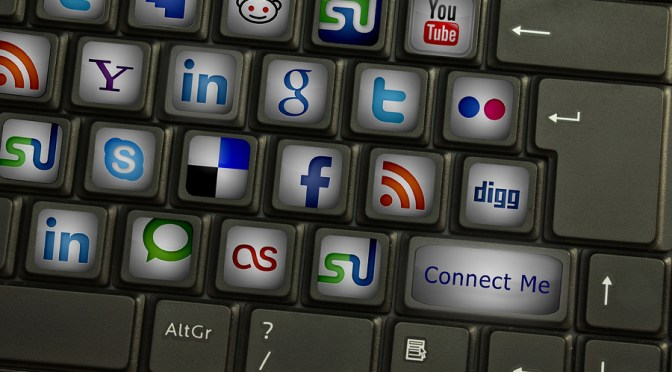 I'm using Social Media. What should I say?