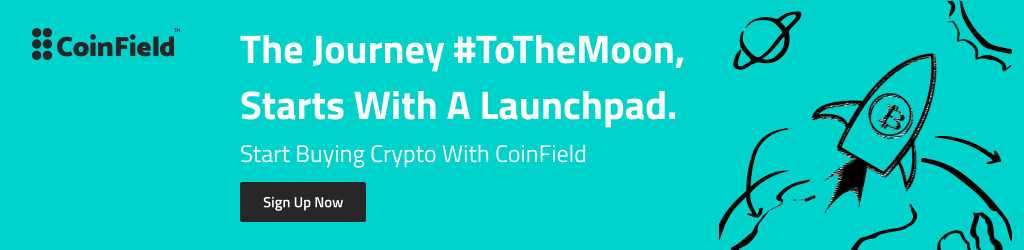 buy crypto now with coinfield