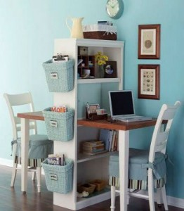 desk 6 262x300 How to Make a Kid Friendly Study Space