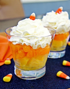 dessert22 25 Good, Gross, and Ghoulish Halloween Party Food Ideas