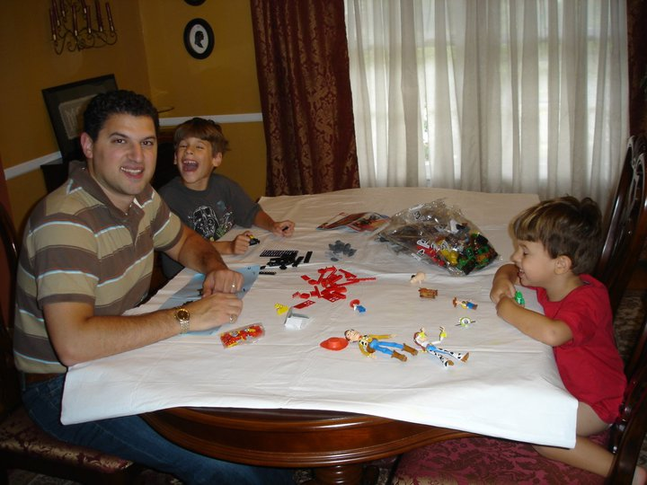 building legos Legos + Holidays + Home = Amazing Memories