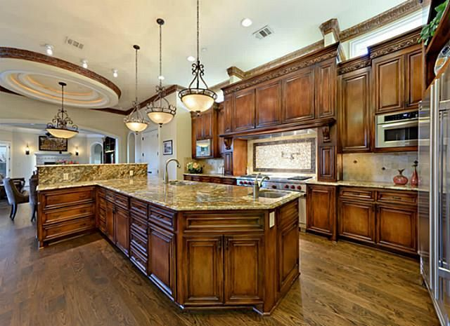 The Most Beautiful Kitchens Suited for Holiday ... on Beautiful Kitchen  id=34496