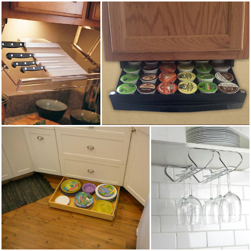 Counterstorage 16 Genius Storage Ideas You Probably Havent Thought Of