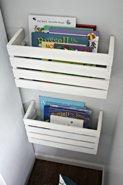 book e1395671109384 5 Super Smart DIY Storage Solutions