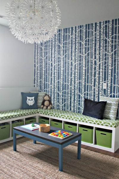 playroom e1395669960373 5 Super Smart DIY Storage Solutions