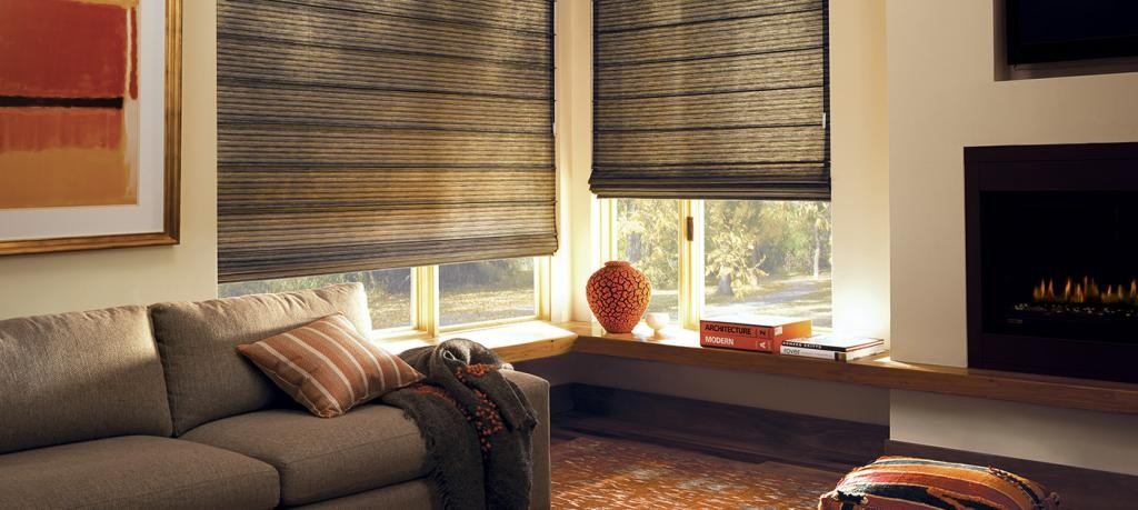 design-studio-roman-shades-fireplace