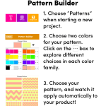 Collage.com announces easy-to-use Pattern Builder