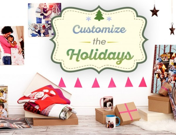 Customize the holidays with Collage.com