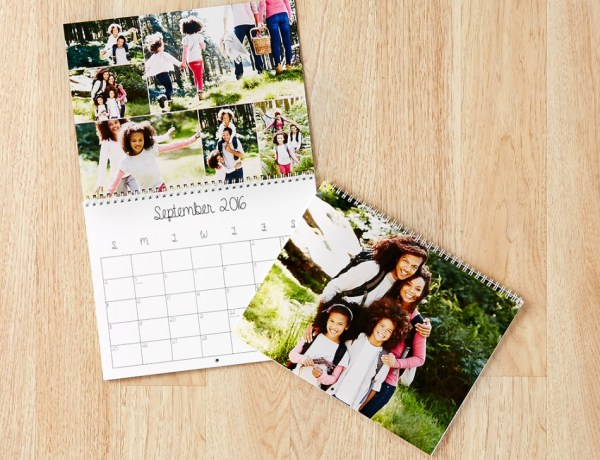 Free calendar with purchase of two blankets!