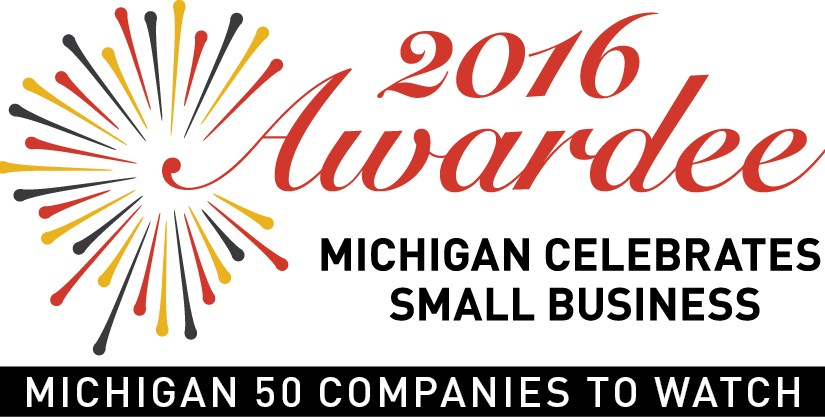 """Collage.com honored as one of the 2016 """"Michigan 50 Companies to Watch"""""""