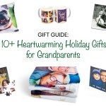10+ heartwarming holiday gifts for grandparents