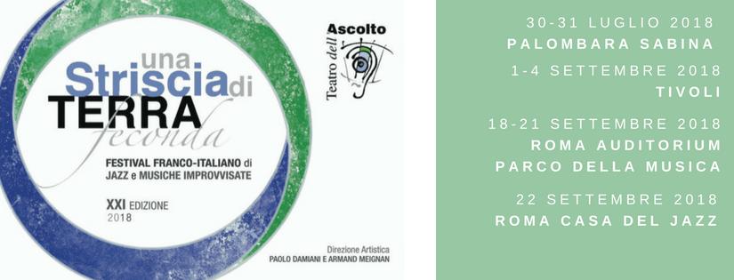 Una Striscia di Terra Feconda – Vincent Courtois Trio, Giovanni Guidi & Theo Ceccaldi @ Tivoli, 4/9/18