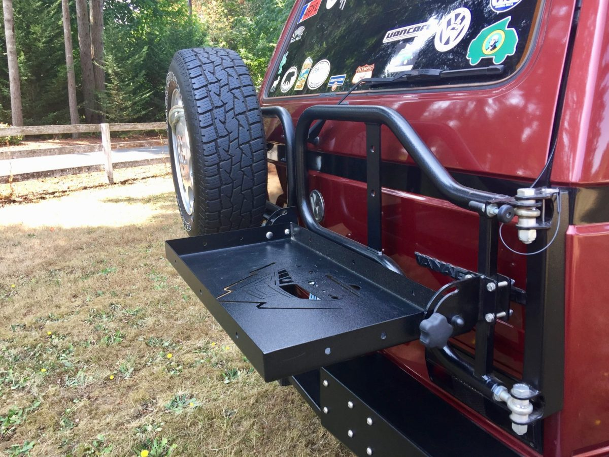 RMW Swing out Tray