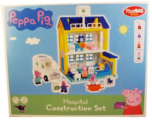 http://www.comacotoys.com/Peppa-Pig-Hospital-Construction-Set
