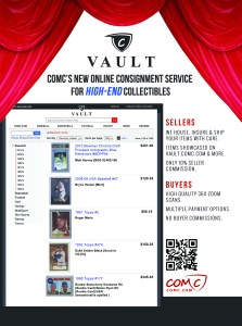 The Vault - Coming Soon