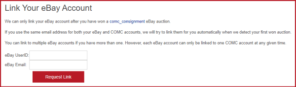 Win A Comc Auction On Ebay Pay For It With Comc Credit Comc Blog