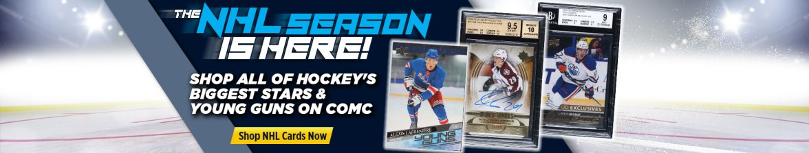 Hockey Cards, NHL, NHL Cards, Football Cards, Baseball Cards, Basketball Cards, Soccer Cards, Pokemon, Trading Cards, Sports Cards, Non-Sports Cards, The Hobby, Connor McDavid, Nathan MacKinnon, Alexis Lafreniere,