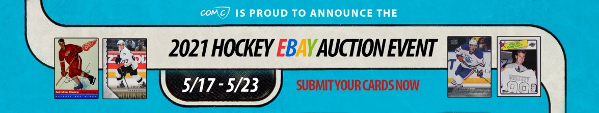 NHL, Topps, Upper Deck, OPC, O-Pee-Chee, ebay, COMC,