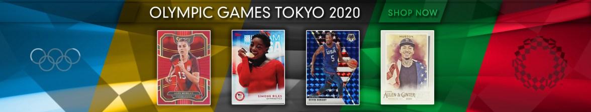 2020 Olympics on COMC