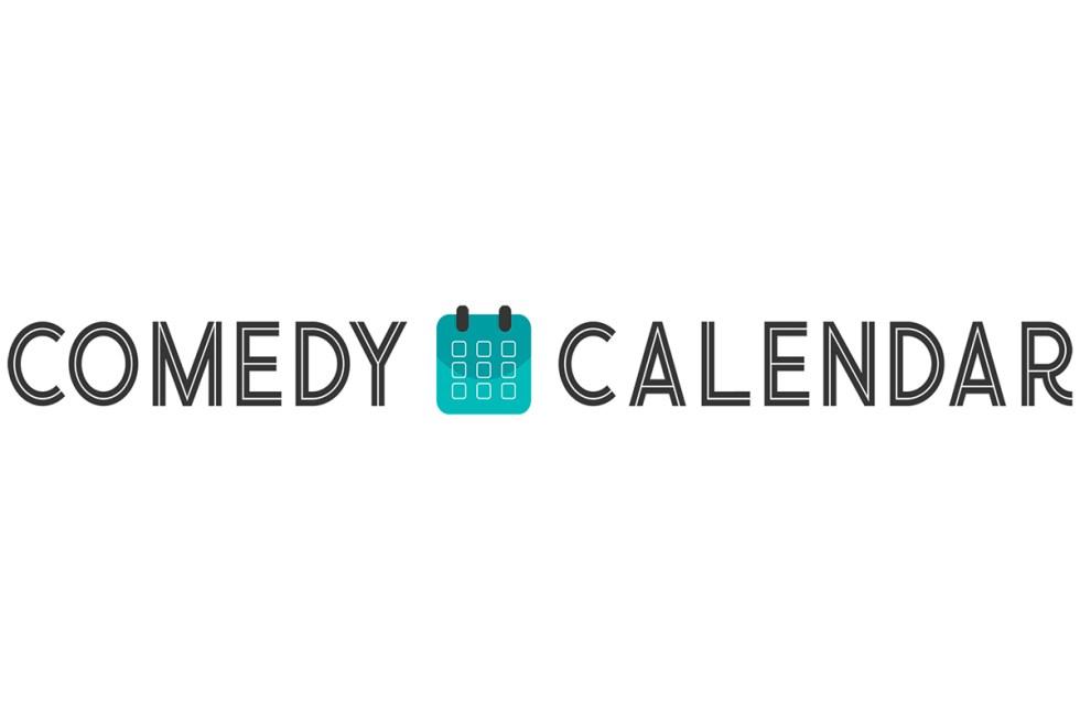 Comedy Calendar Blog Header
