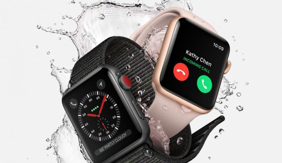 Smartwatch Selection Guidelines_TOP Useful Tips - Apple Watch 3