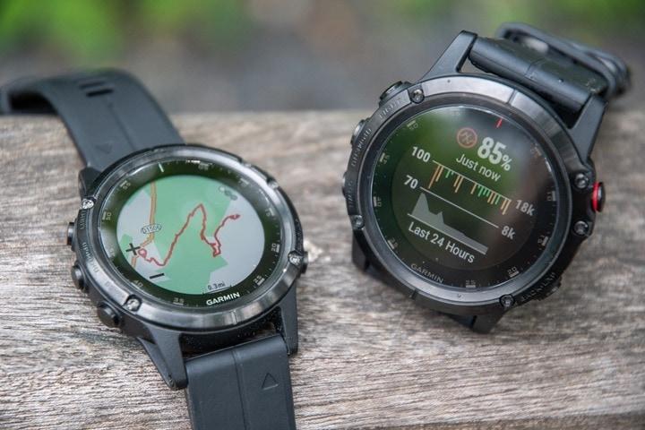 Smartwatch Selection Guidelines_TOP Useful Tips - Garmin Fenix 5S Plus Sapphire