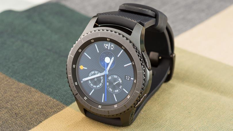 Smartwatch selection rules_TOP useful tips - samsung gear s3
