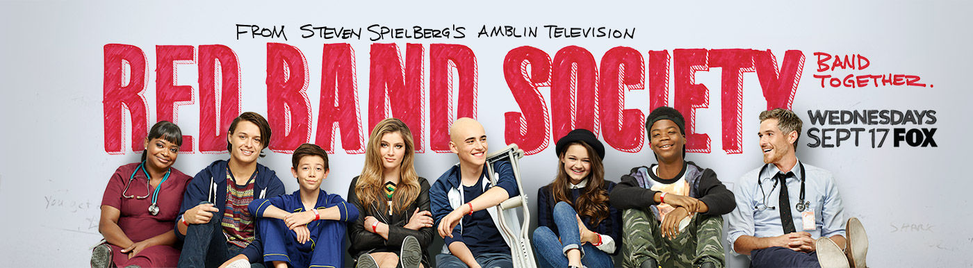 red band society afiche
