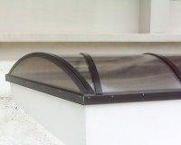 barrel vault skylight