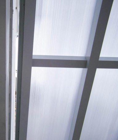 Panel Interior Detail
