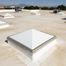 mall skylight inspection 23472-1003-3